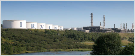 Irving_Refinery