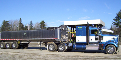 Tri-Axle Dump Truck services in Vermont & NH.
